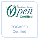 The Open Group Certified: TOGAF® 9 Certified